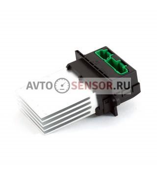 Резистор печки для NISSAN TIIDA 27150ED70A Резистор печки
