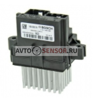 13503201 Резистор вентилятора отопителя